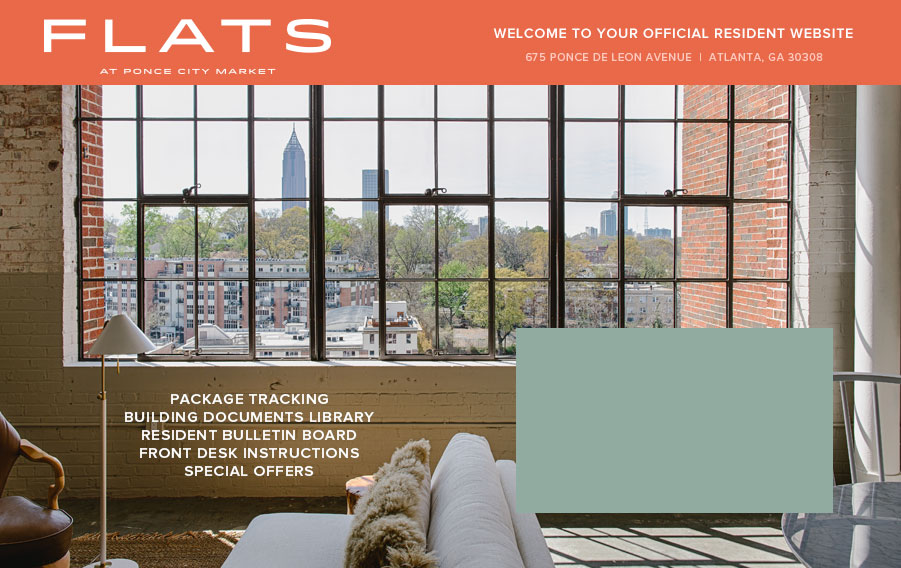 The Flats at Ponce City Market